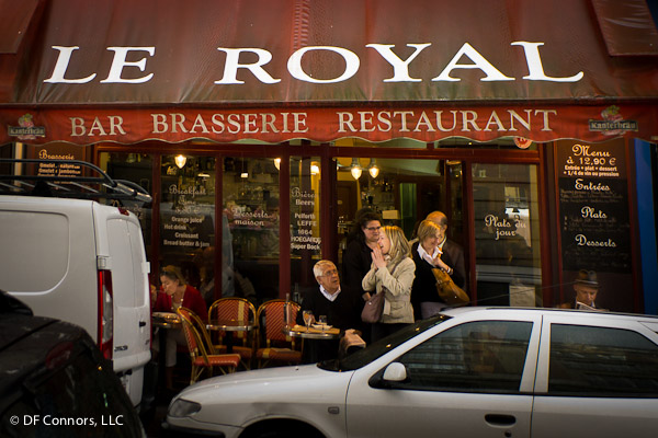 Affordable Traditional French Resto Café Near Eiffel Tower