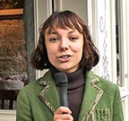Courtney Spring - a NotesOnFrance Field Producer